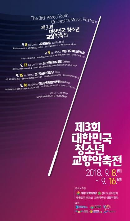 제3회 대한민국 청소년 교향악축전