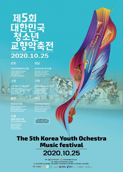 제5회 대한민국 청소년 교향악 축전(수원)